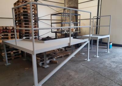 Výroba ocelových konstrukcí (12)