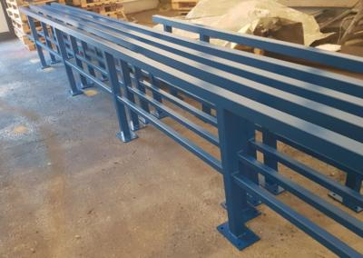 Výroba ocelových konstrukcí (14)