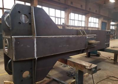 Výroba ocelových konstrukcí (16)