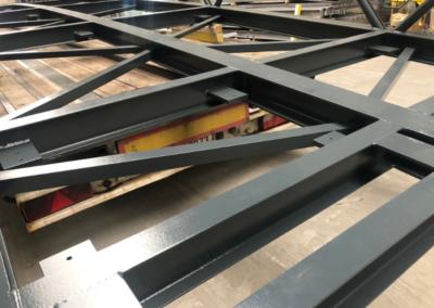 Výroba ocelových konstrukcí (2)