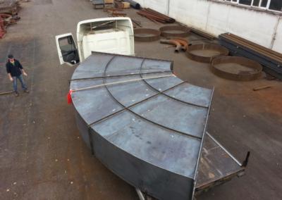 Výroba ocelových konstrukcí (21)