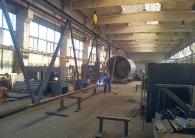 Výroba ocelových konstrukcí (23)