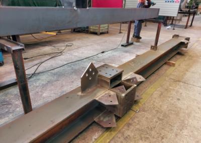 Výroba ocelových konstrukcí (5)