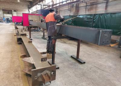 Výroba ocelových konstrukcí (6)