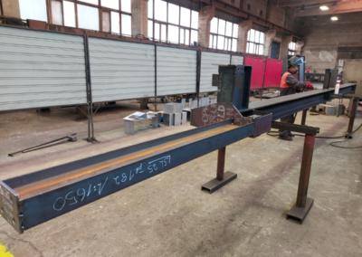 Výroba ocelových konstrukcí (7)